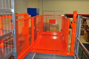 Lastenaufzug Lasten Aufzug Lastenlift Aufzug preis Reifen lift Reifenlift Materiallift Etagenlift Etagenheber Lastenheber ESL pro 40